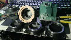 Directors View Finder, EF, FD and PL mounts... 3D Printed